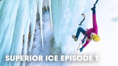Climbing Frozen Waterfalls Just North of Detroit   Superior Ice: Episode 1