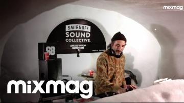 DJ YODA in The Smirnoff Arctic Disco
