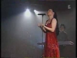 Nightwish - Sleepwalker (Live On Eurovision 2000) (subtitles