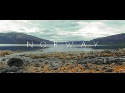 Norway 2016 Drone Luft Video