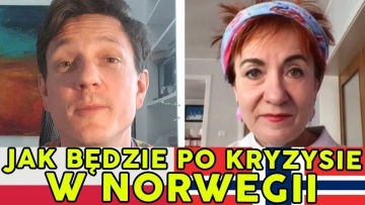 Jak będzie wyglądała sytuacja po kryzysie w Norwegi? - Ewa Danela Burdon