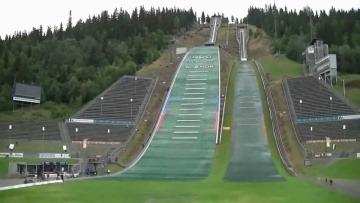 Vlog 02 Norwegia: Skocznia narciarska w Lillehammer - HD